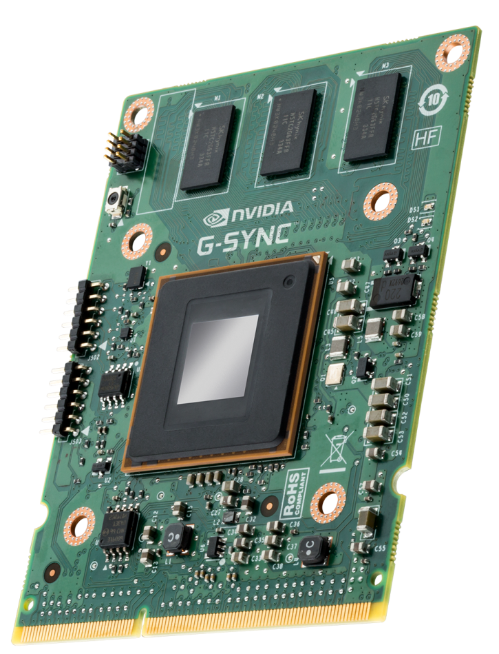 carte graphique nvidia compatible g-sync